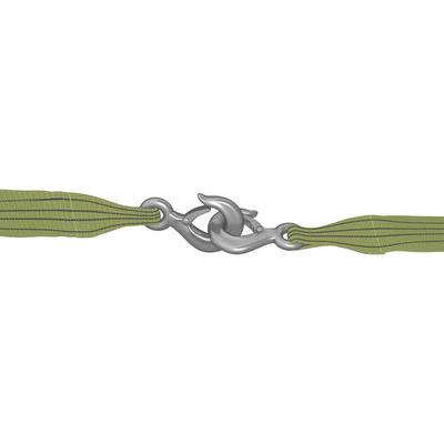 Трос буксировочный с крюками 4,5м 4т