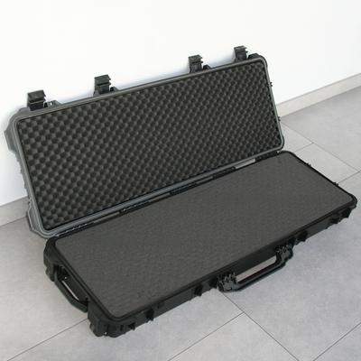 Кейс защитный ударопрочный для ружья 1127х405х155мм с ложементами