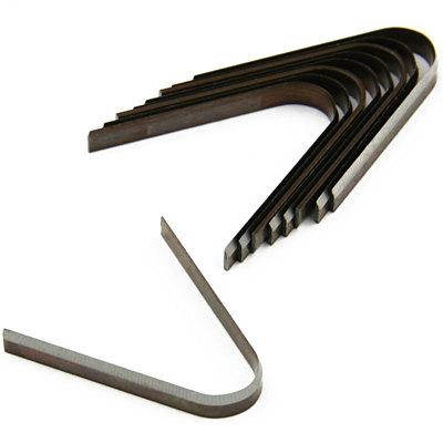 Лезвие для нарезки протектора прямое, 8мм