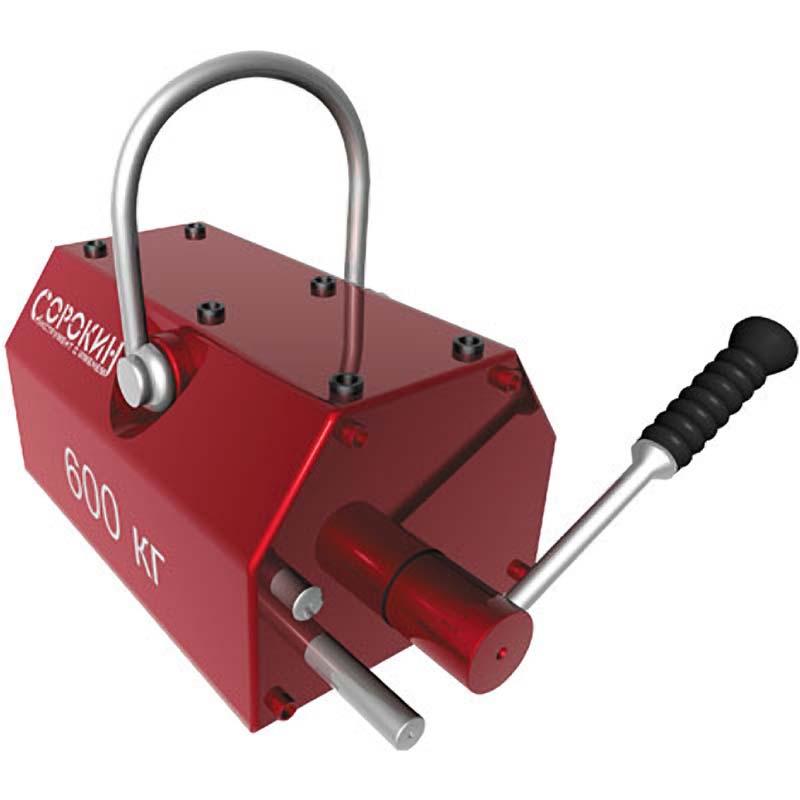 Магнитный захват (грузозахват) PML 100 от компании МПК Прометей ...   800x800