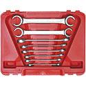 Набор ключей накидных Universal 8-32мм 8 предметов